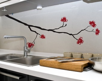 Dogwood Branch - Vinyl Wall Decal