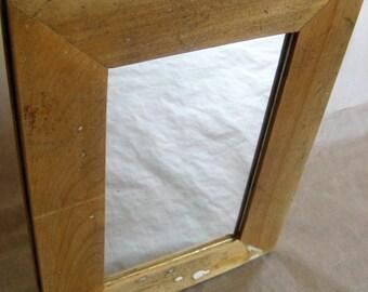 Reclaimed wood MIRROR - Clark Collection (C59)
