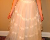 RESERVED FOR ALifeMoreSimple Gorgeous William Cahill Beverly Hills White Gown