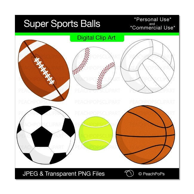 all sports balls related - photo #23