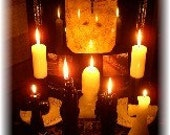 Imbolc or Candlemas Rite of Light: Salomonic/ Christian Qabbalistic Ritual for peace, prosperity, personal or economical renewal.