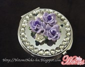 Wedding Style Bridal Deco Mirror- reserved