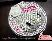 Super Glam Hello Kitty Beauty Deco Mirror - reserved