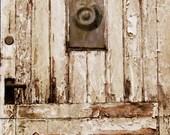 Weathered Door Photography Derelict Decayed Neutral BOGO 10x8 Print Long Gone...
