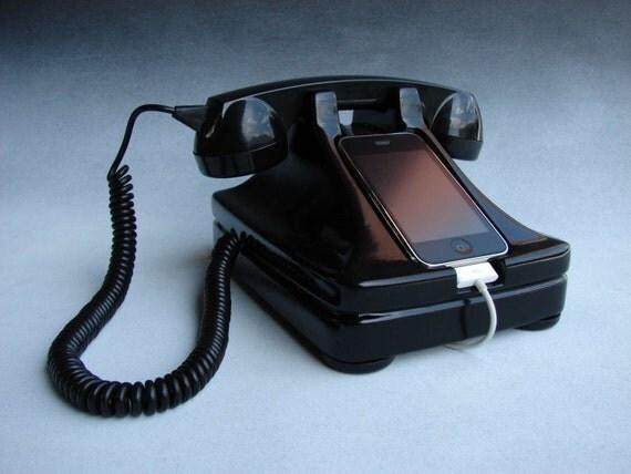 iRetrofone Classic - Black