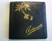 1920s Autograph Book... With Illustrations