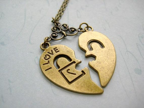 Valentine Jewelry - Heart Necklace