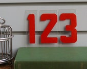 Small Red Plexi numbers