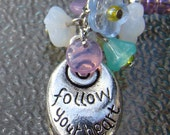 Colorful Beaded Bookmark Buy 3 Get One Free