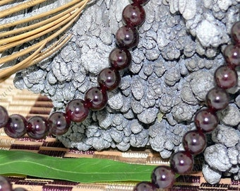10mm round natural garnet gemstone one strand,garnet beads findings,garnet loose strands
