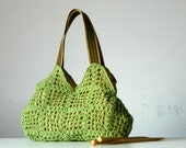 SALE OFF 20%, New Season Spring Crochet bag - Summer Bag Afghan, Granny Square Handbag - Shoulder Bag Nr-0232