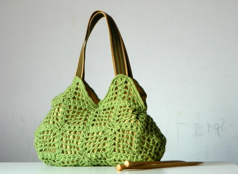 Crochet Summer Bag – Craftbnb