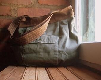Cargo bag custom made with choice of 3 linings