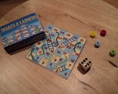 Dolla House Miniatures- Snakes and Ladders Set