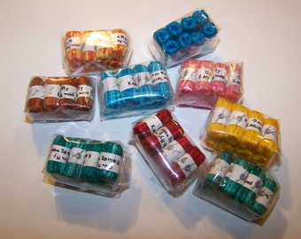 DOLLS  HOUSE MINIATURES  - 1 x Pack of wool