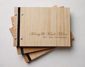 Guest Book | Wedding Album | Memory Book | Engagement Gift | Shower | Anniversary | classic wedding