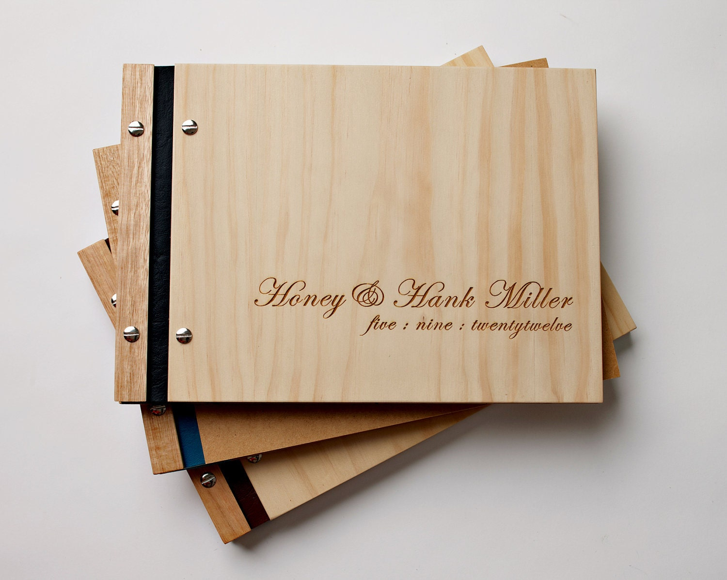 Wedding Guest Book Album Memory Engagement