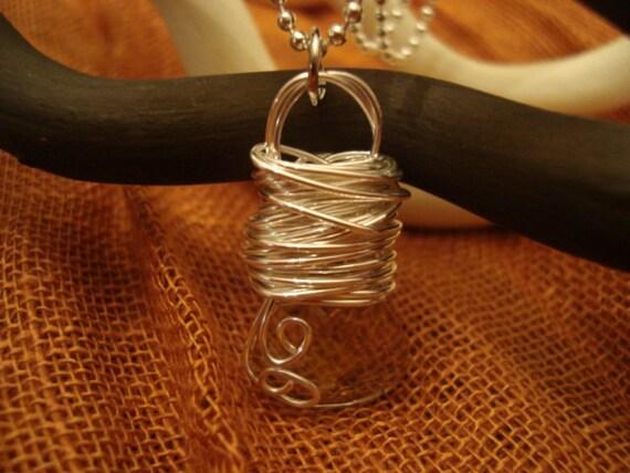Long Swarovski Crystal Necklace