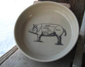 Piggy bowl