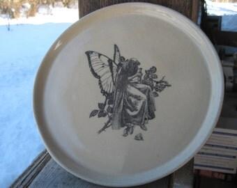 Fairy Queen plate