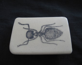 Ant Belt Buckle