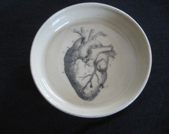 Anatomical Heart bowl