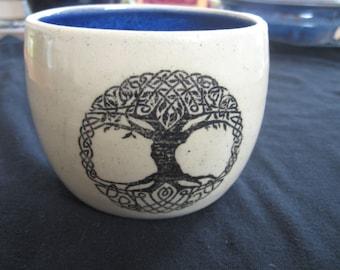 Tree of Life / Yggdrasil Tree Mug