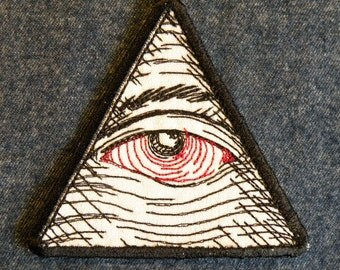 "Eye of Providence Seeing Red Iron on Patch 3.75""."