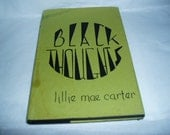Black Thoughts Lillie Mae Carter African American Civil Rights Poems