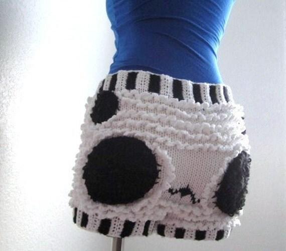 KongFu Panda Cotton Shorts