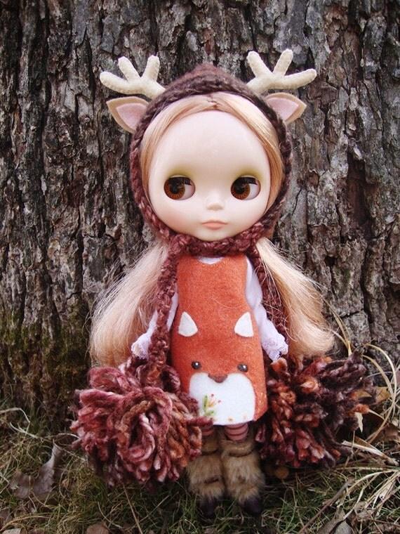 deer pixie hat (fauna)