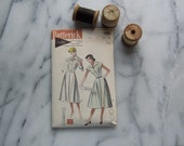 50s Butterick Susie Stephens Dress Pattern Quick & Easy