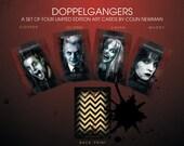 Twin Peaks: Doppelgangers Art Card Set