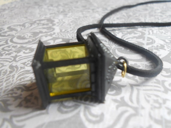Little Lantern Necklace