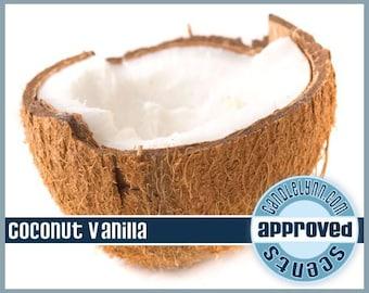 COCONUT VANILLA Fragrance Oil, 1 oz.