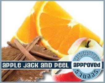 APPLE JACK and PEEL Fragrance Oil, 2 oz