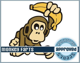 MONKEY FARTS Fragrance Oil, 2 oz