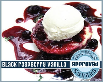 BLACK RASPBERRY VANILLA Fragrance  Oil, 2 oz