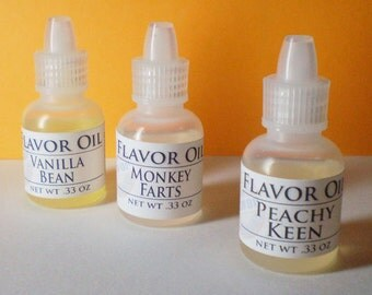 VANILLA BEAN Flavor Oil for Lip Balms