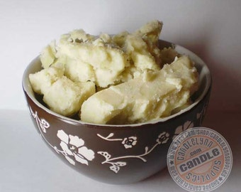 Raw White Shea Butter - 4oz