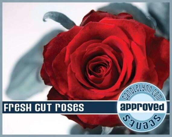FRESH CUT ROSES Fragrance Oil, 2 oz