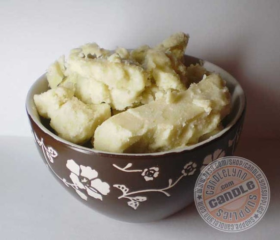 Raw White Shea Butter - 8 oz