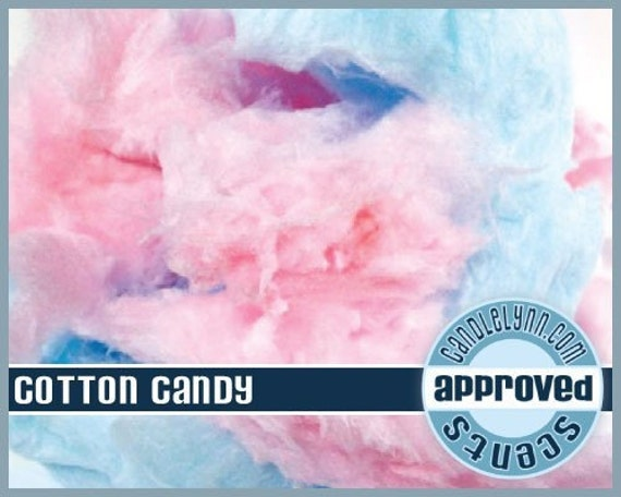 COTTON CANDY TWIST Fragrance Oil, 1 oz.