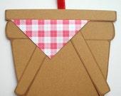 Picnic Invitations 10 Pack- Customized