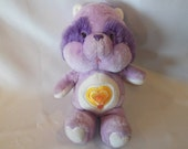 Bright Heart  Care Bear Cousin1984 ..Near Mint..