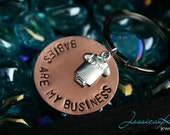FREE SHIP - Key Chain for MidWife - Dr - Doula