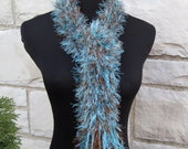 SISSY Secret Scarf Mini Chocolate Teal Original