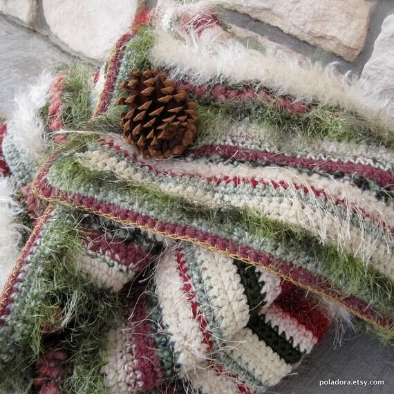 SISSY Secret personal cuddle lap blanket Merry Berries Original