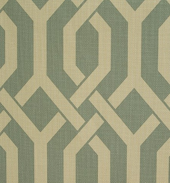 Trellis Lattice Fabric By The Yard Spa