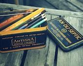 Vintage Crayola Chalk Tin